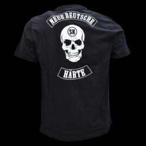 SK T-Shirt NDH2 schwarz