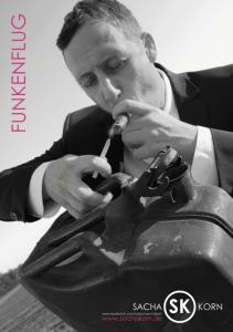 Poster FUNKENFLUG