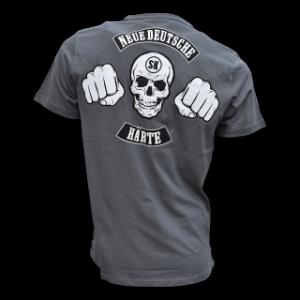 SK T-Shirt NDH2 grau